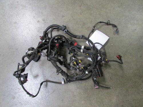 s l500 maserati granturismo quattroporte engine injection wire harness  at creativeand.co