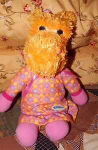 "Brand New TOMY! Plush Stuffed Dog Pajanimals Large 13/"" Plush Apollo"