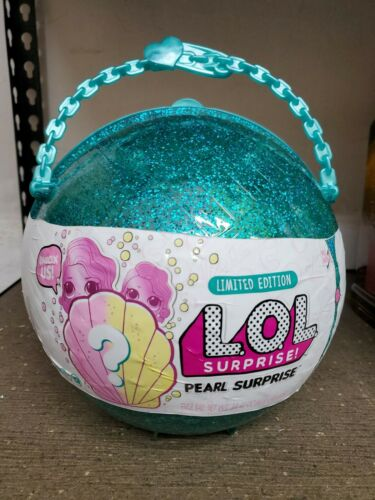 Pearl Surprise Blue Limited Edition -FREE SHIPPING NEW LOL Surprise