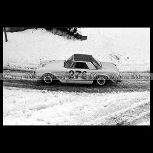 #pha.014100 Photo FACEL VEGA FACELLIA F2 RALLYE MONTE-CARLO 1961 Car Auto dUlvQL4T-09090719-545424756