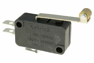 Medium-Roller-Lever-V3-Microswitch-SPDT-16A-Micro-Switch