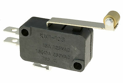 Medium Roller Lever V3 Microswitch SPDT 16A Micro Switch