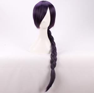 Love Live Tojo Nozomi Taisho Arabian Dancer Purple Long Braid Cosplay Full Wigs