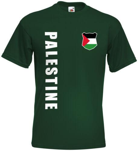 WM 2018 Palästina PALESTINE T-Shirt Trikot Name Nummer