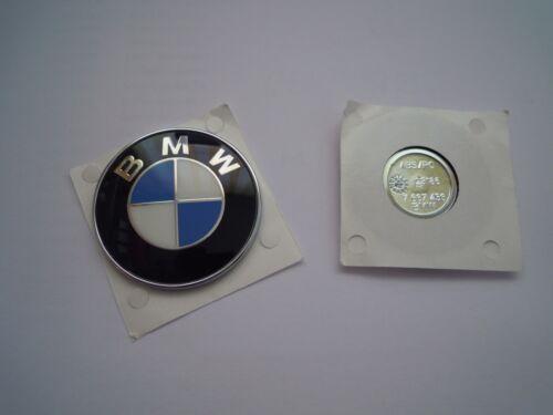 Original bmw emblema placa para moto puente horquilla 45 mm 7667456 nuevo