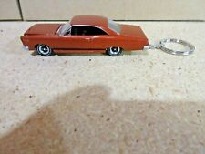 K6 Mercury Cyclone 64-71 Tribute Keychain.