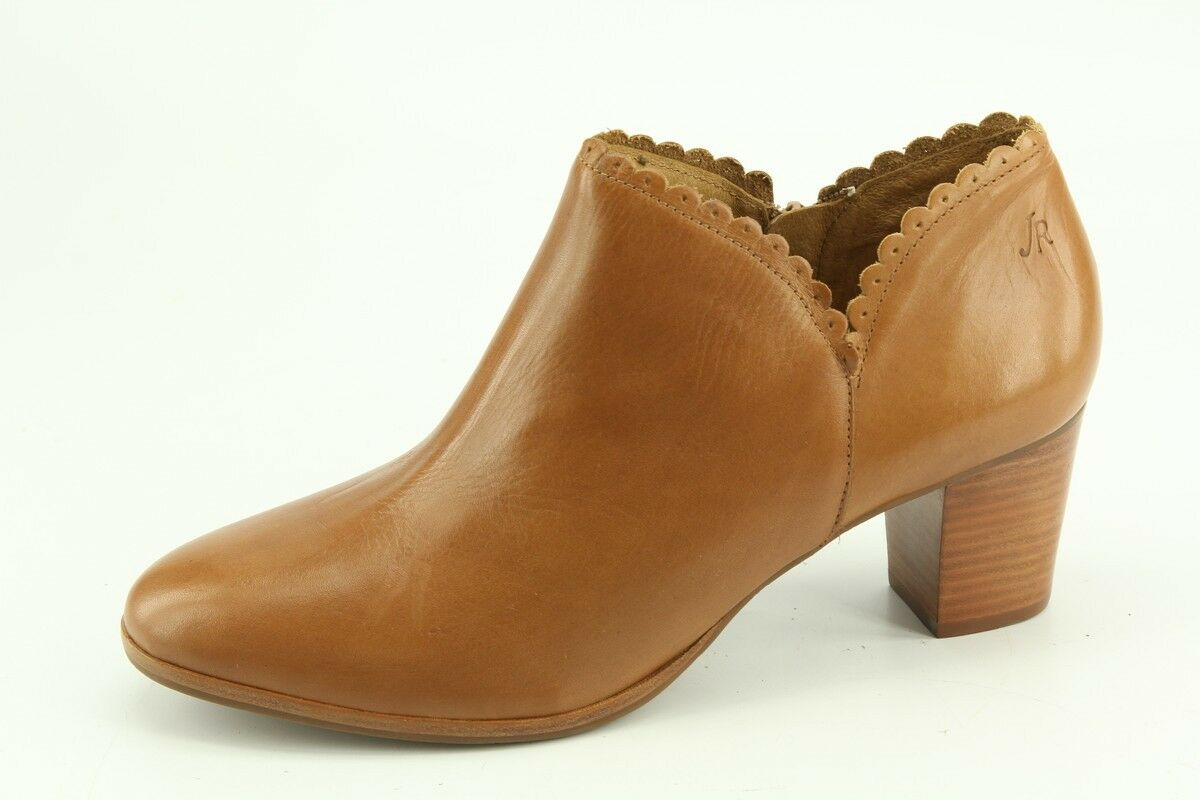 prezzi più convenienti NEW Jack Rogers Marianne Marianne Marianne Oak Leather Ankle stivali sz 11 avvioies 1614HD0003  Sconto del 70%