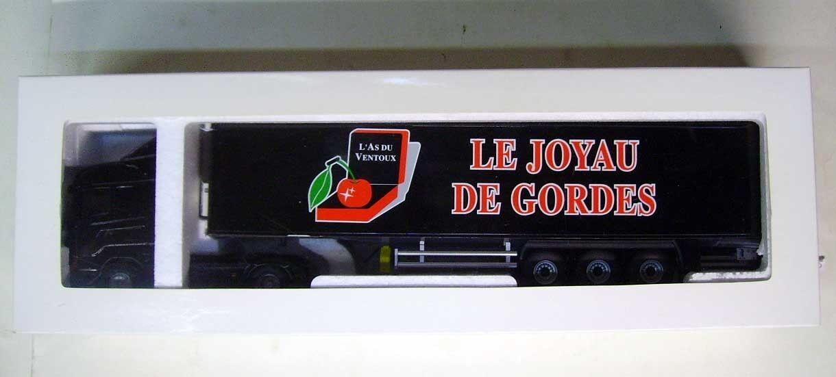 CAMION ELIGOR SCANIA R - AS DU VENTOUX - LE JOYAU DE GORDES - neuf   boite