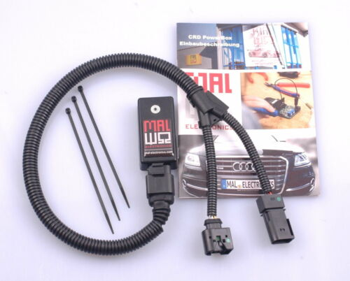 Powerbox CRD performance chip chiptuning convient pour MERCEDES GL 350 CDI 258 Ch