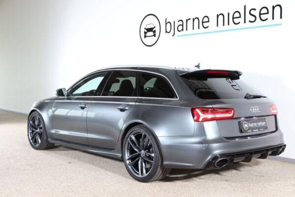 Audi RS6 4,0 TFSi Avant quattro Tiptr. Van - billede 2