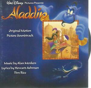 CD-album-Disney-Aladdin-original-soundtrack-OST-BOF