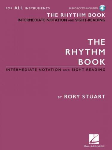 The Rhythm Book Intermediate Notation and Sight-Reading for All Instru 000252026