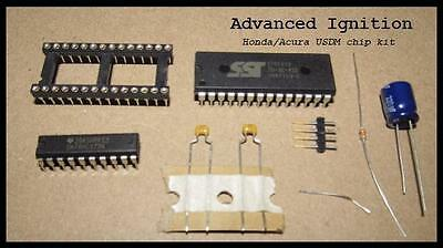 OBD1 Honda Ecu chipping kit for p28 p72 p30 p75 p06 p05 with ITR basemap