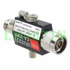 surge protector Lightning Arrestor N plug to N jack 0-2.5GHz 400W DC-230V CA23RP