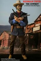 Redman Toys 1/6 Scale 12 The Cowboy Outlaw Action Figure Rm005