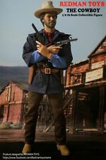 "Redman Toys 1/6 Scale 12"" The Cowboy Outlaw Action Figure RM005"