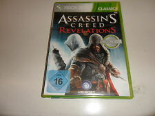 XBOX 360 Assassin 's Creed-Revelations