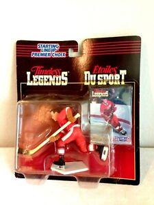 Gordie Howe, Detroit Redwings -  1995 Starting Lineup. Timeless Legends