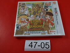 Story of Seasons : Trio of Towns [Brand New & Sealed]  (Nintendo 3DS)