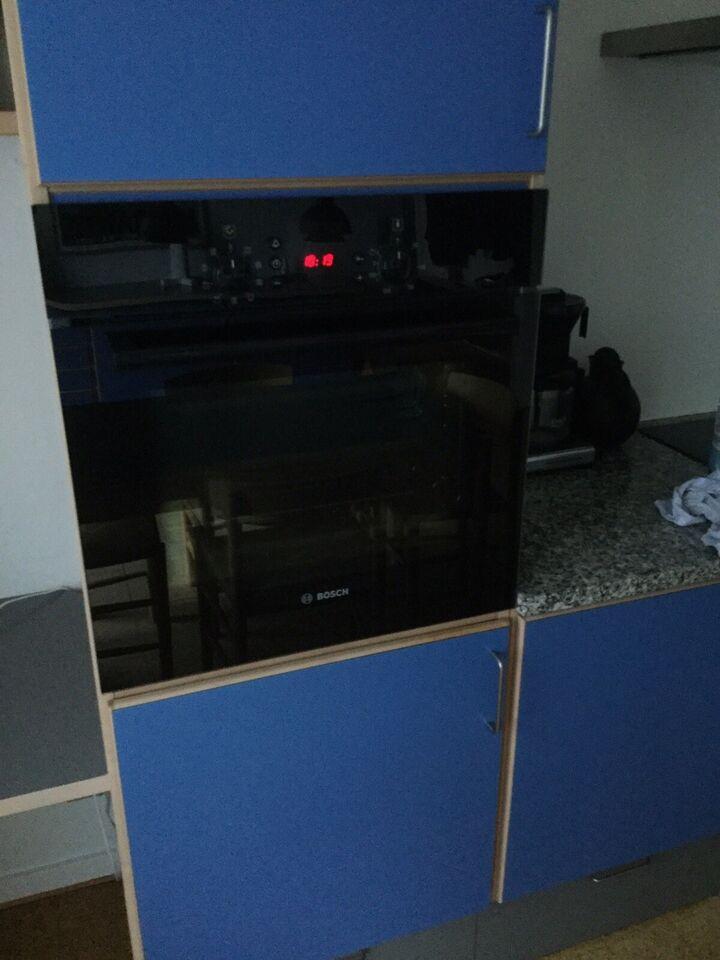 Indbygningsovn, Bosch HBN340561S