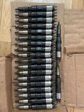 John Deere Diesel Engine 6068 68l Hf485 Common Rail Fuel Injectors Re529118