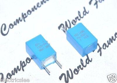 0.22µF 220nF 10pcs PHILIPS MKT372 0.22uF 100V 5/% P:10mm Film Capacitor