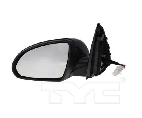Heated TYC Left Mirror for Kia Optima Power w// Signal lamp 2016-2017 Models