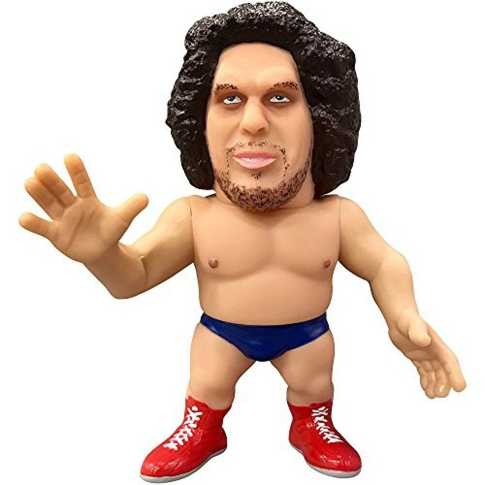 WWE Andre · the · Giant Soft vinyl figure Free Shipping