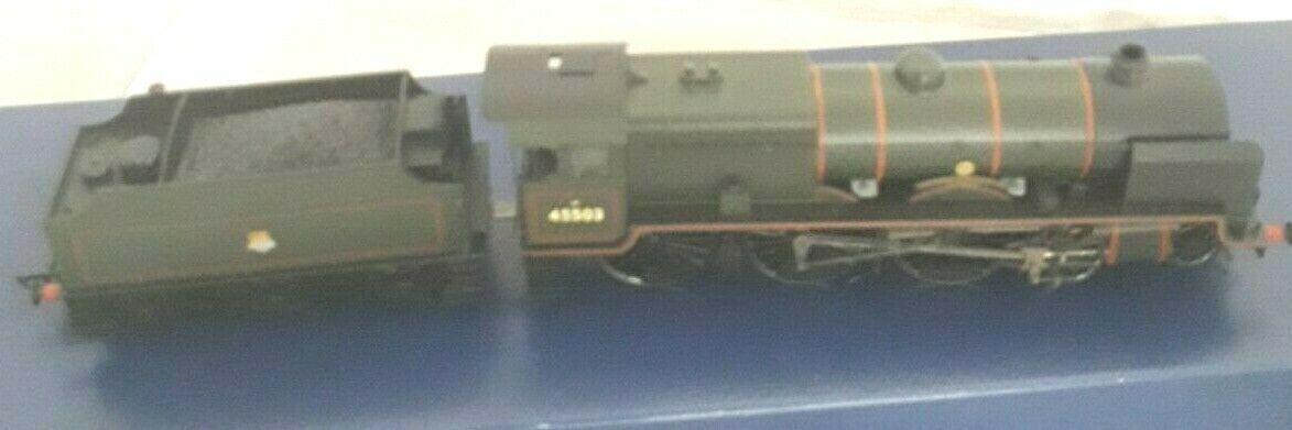 BACHMANN 31-210 BR 4-6-0 Patriot Class 45503 Royal Leicestershire Regiment