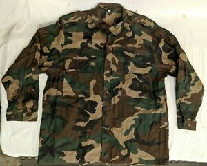 MENS-AFGHAN-NATIONAL-ARMY-FOREIGN-MILITARY-BDU-STYLE-CAMO-COMBAT-TOP-27X20-NWOT