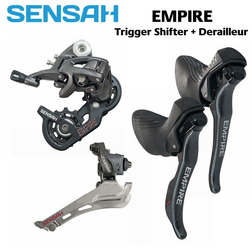 SENSAH EMPIRE 2x11 Hastighet 22s Road Grops Road Cykel Building Kit