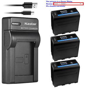 Kastar-Battery-Slim-Charger-for-Atomos-NP-F970-NP-F960-F950-Atomos-Shogun-Flame