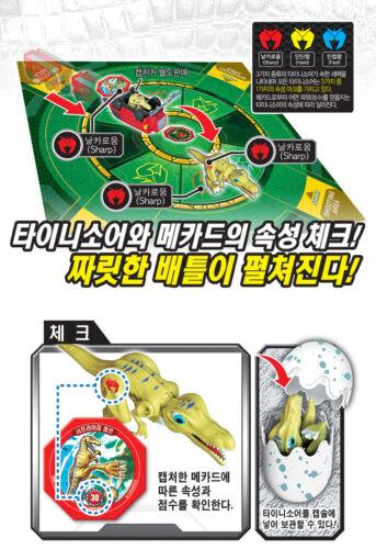Dino Mecard Tinysaur SUCHOMI Suchomimus Dinosaur Transformer Robot Toy Sonokong