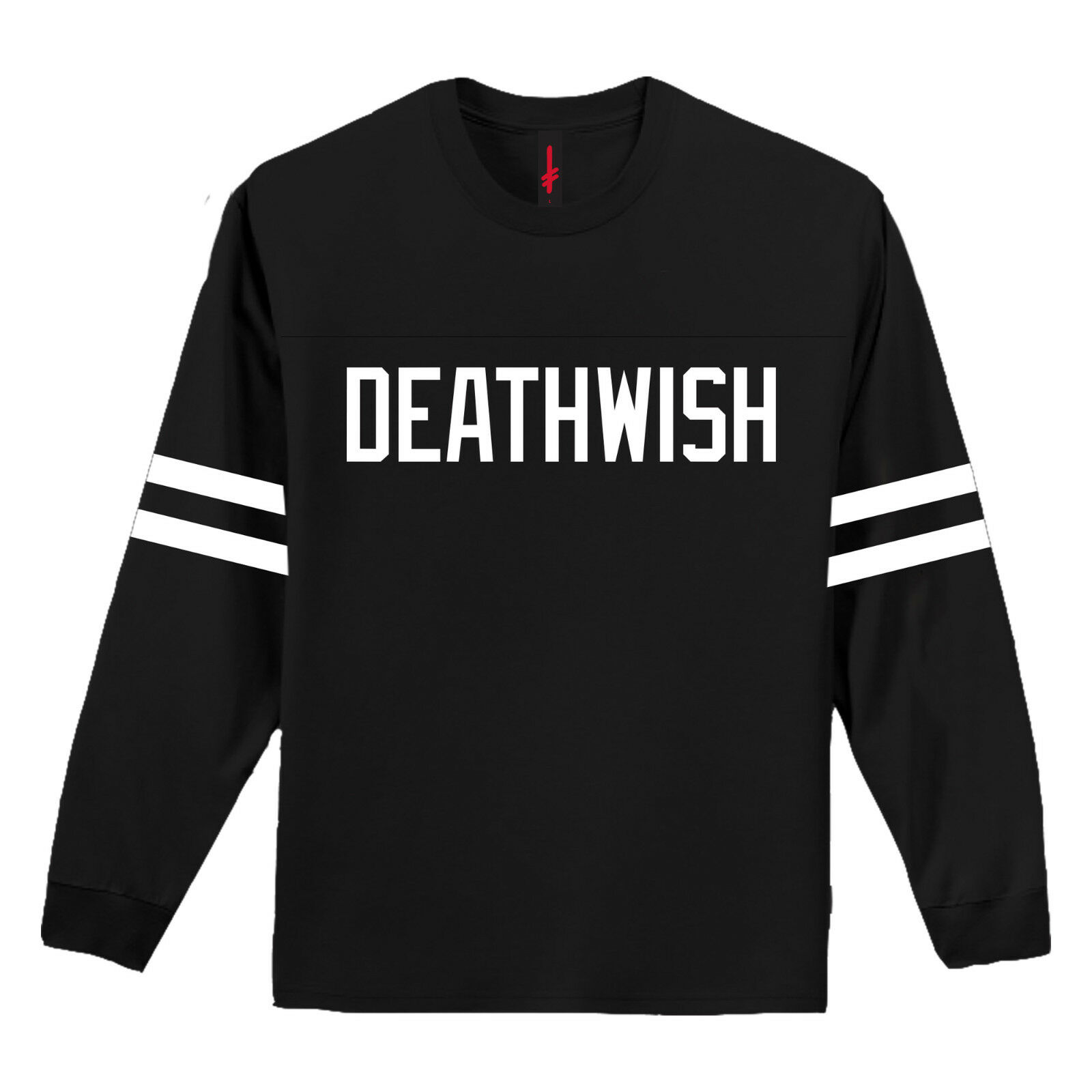DEATHWISH Skateboards Longsleeve Shirt Boardwalk, schwarz, Gr. S