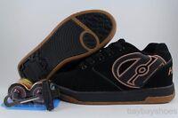 Heelys Propel 2.0 Black/brown Gum Roller Skate Wheels 770255m Adult Us Mens Size