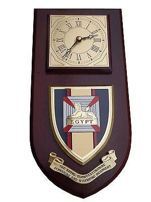 RGBW Royal Gloucestershire Berkshire Wiltshire Military Cufflinks