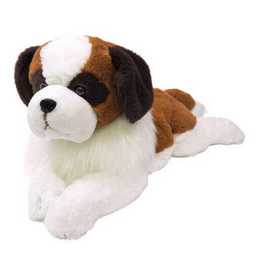 Japan Cute St. Bernard Dog Soft Toy For Kids Stuffed Animal PlushToy L 54cm