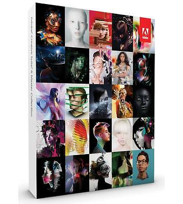 Adobe CS6 Master Collection for Mac Student & Teacher Edition
