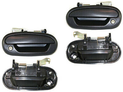 Textured Black Rear Right RH Passenger Outside Door Handle for 97-03 F150 F250