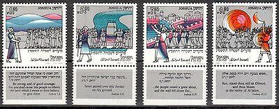 Israel Michelummer 886-889 Postfrisch intern:land Briefmarken