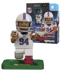 MARIO WILLIAMS #94 BUFFALO BILLS G3LE OYO MINIFIGURE BRAND NEW FREE SHIPPING