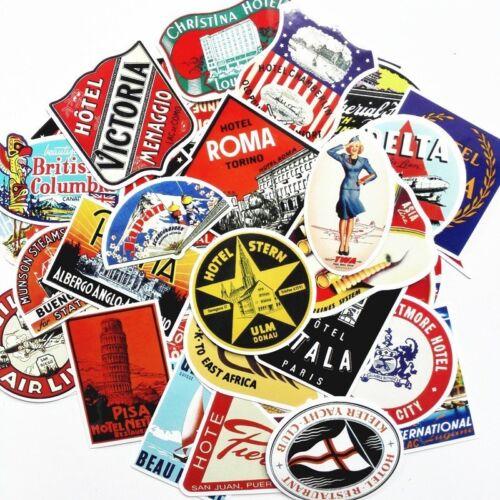 Skateboard Laptop Luggage Graffiti Random Vinyl Decal Lot Mixed Sticker Bomb