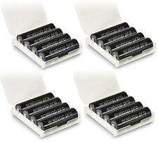 16 x Panasonic Eneloop pro AA lr6 r06 batería + 4 X de retención akkubox Box