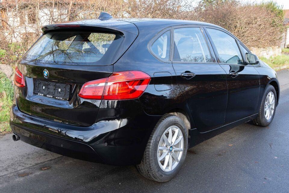 BMW 218i 1,5 Active Tourer Advantage aut. Benzin aut.