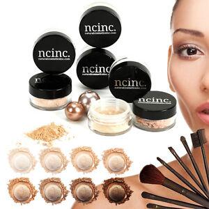 14pc-NUDO-NUDE-SKIN-mineral-makeup-Set-Kit-da-ncinc-minerali-Fondazione-piu