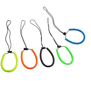 Adjustable Scuba Diving Snorkel Water Sports Spare Wrist Lanyard for Camera