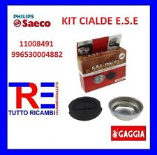 KIT CIALDE E.S.E  PER MACCHINA DEL CAFFE' SAECO ESPRESSO 11008491 996530004882