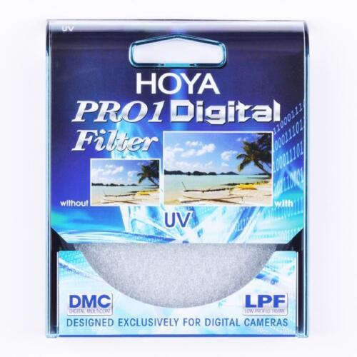 NEW HOYA 52MM PRO 1 UV MULTI COATED ULTRA VIOLET PROTECTION