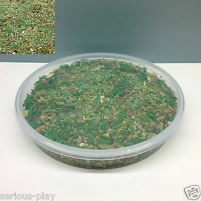 Green Vale - Serious-Play Landscape Textures - Model Railway Scatter Grass Flock