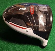 TAYLORMADE R15 460 cc TOUR ISSUE 9* MENS RIGHT HANDED DRIVER HEAD!! BRAND NEW!!!